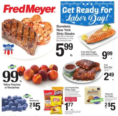 Prime Fred Meyer Weekly Coupon Deals 8 27 9 2 0 99 Lb Peaches Uwap Interior Chair Design Uwaporg