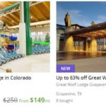 Great Wolf Lodge on Groupon – as low as $119/night for a