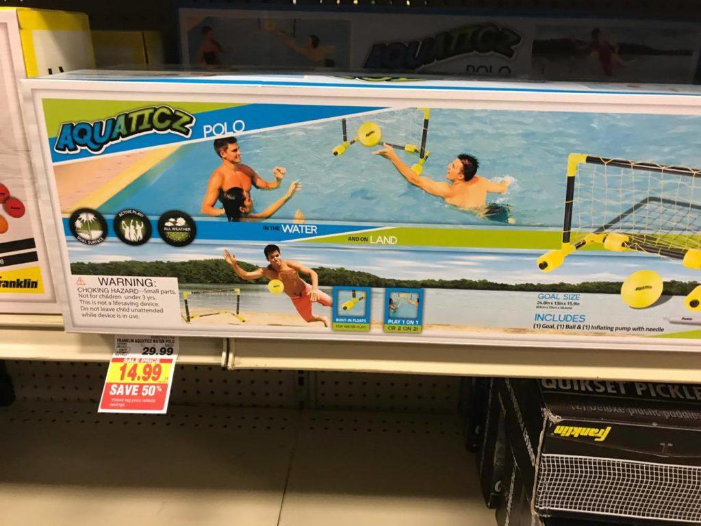 Aquatic Polo Set