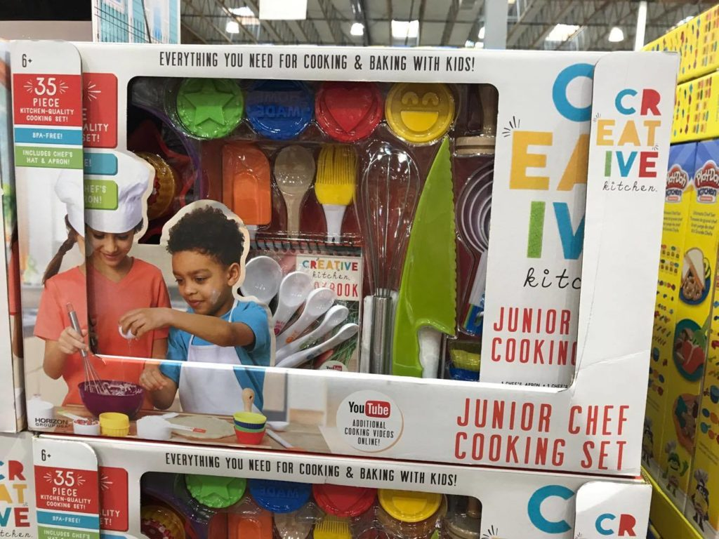 Kids Cooking Kit at Costco