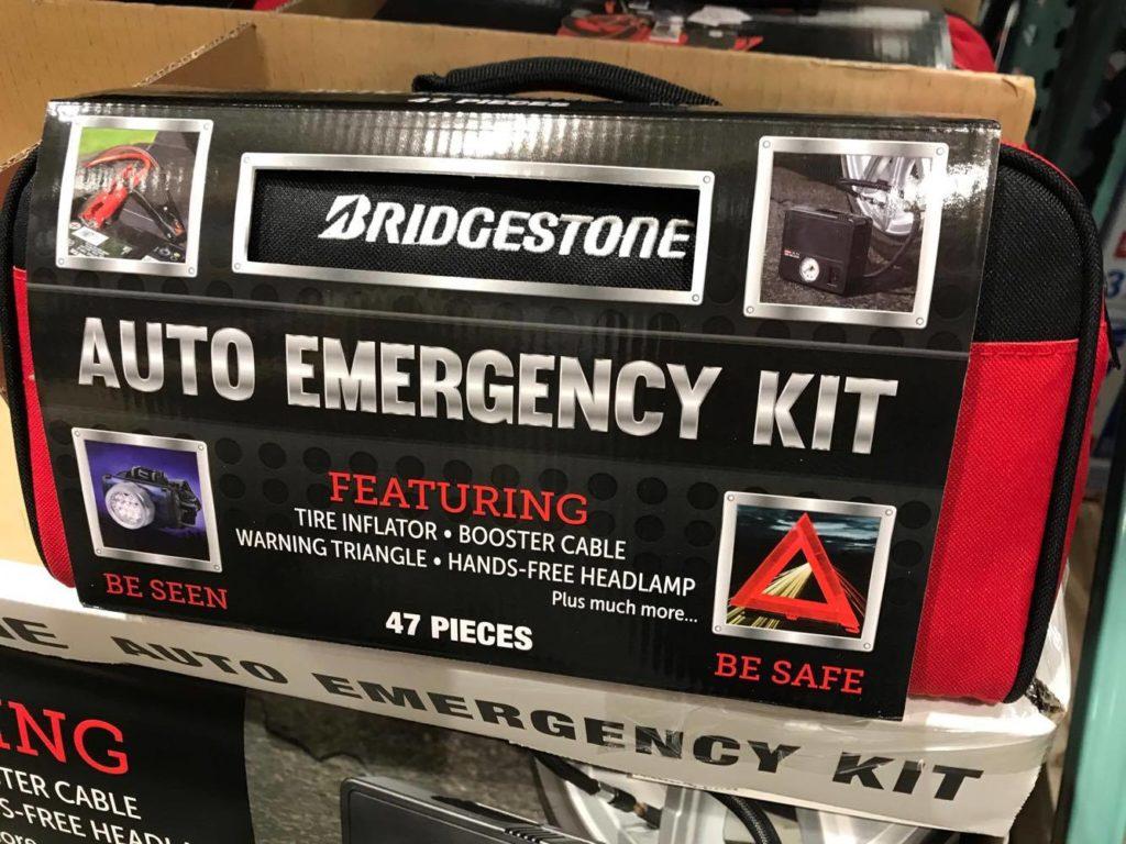 Auto Emergency Kit at Costco