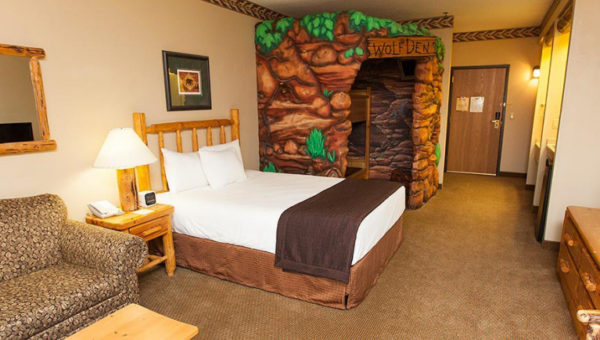 Great Wolf Lodge On Zulily Wolf Den And Kidkamp Suites As