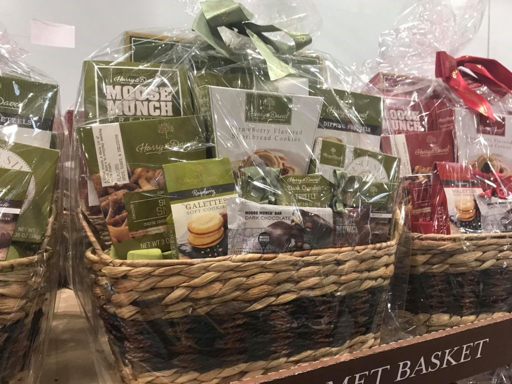 Holiday Gift Baskets at Costco