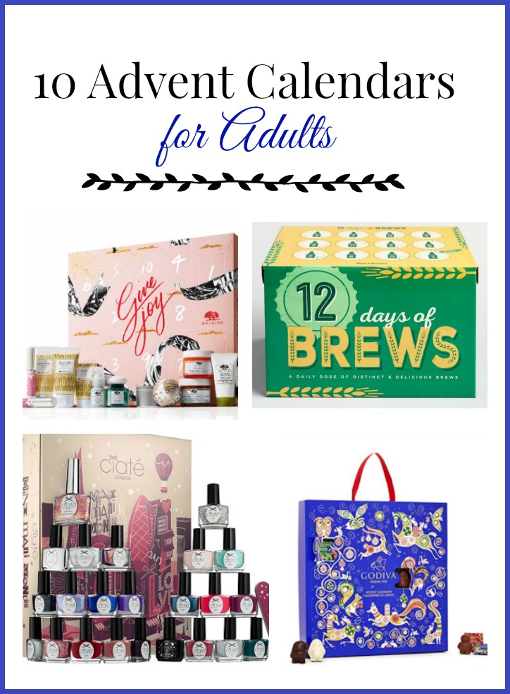 Godiva Advent Calendar.10 Advent Calendars For Adults 2017 The Coupon Project