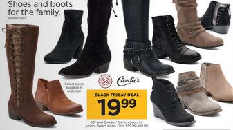 1d1fda58ce4 Kohl's: Women's Boots as low as $11.99 (up to 81% off!) for Black ...