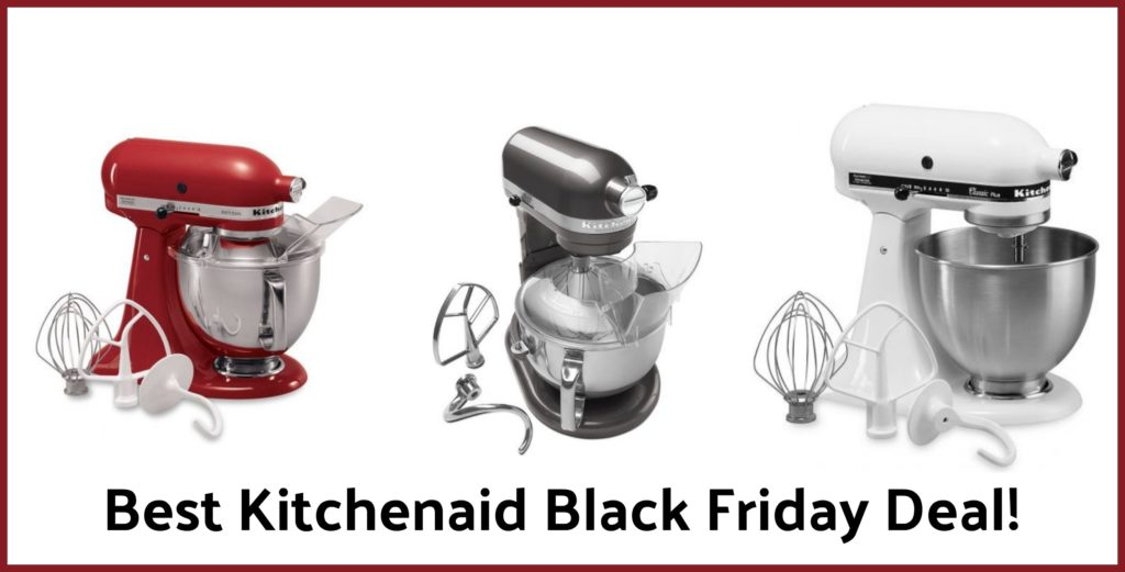 Kohl\'s KitchenAid Mixers as low as $103.99 after coupon code ...