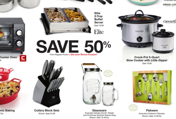 Fred Meyer 2-Day Sale: November 10 – 11