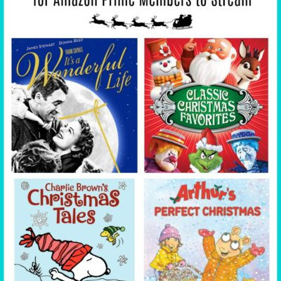 FREE Christmas Movies to Stream for Amazon Prime Members