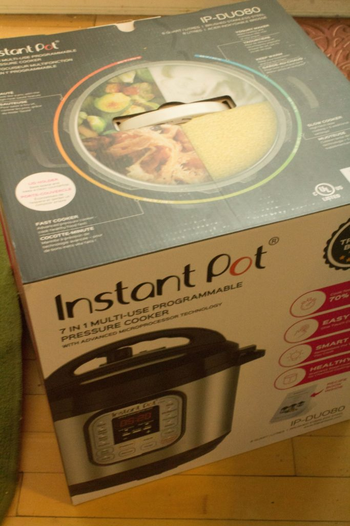 Instant Pot in the Box