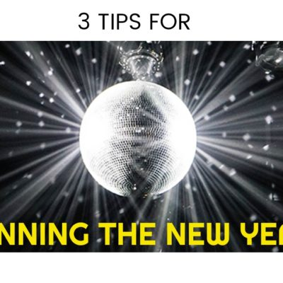 3 Tips for Winning the New Year