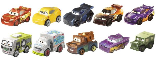 Amazon Up To 59 Off Select Cars 3 Toys 2 20 Only