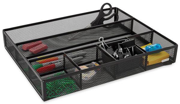 Need To Get Your Desk In Order? (I Sure Do!) Right Now Amazon Has This  Highly Rated Rolodex Deep Desk Drawer Organizer Priced At Just $6.87, ...
