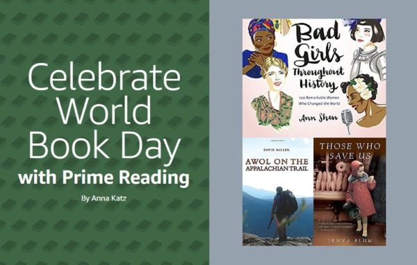 Amazon Prime: Free Kindle Books, Kindle Unlimited Discount +