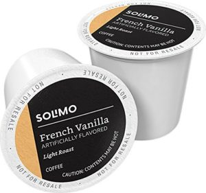 How to find the best amazon subscribe and save deals heres how solimo coffee k cup pod 100 pack in french vanilla light roast or hazelnut light roast for 2735 2447 with 5 subscriptions as low as 024k cup solutioingenieria Choice Image