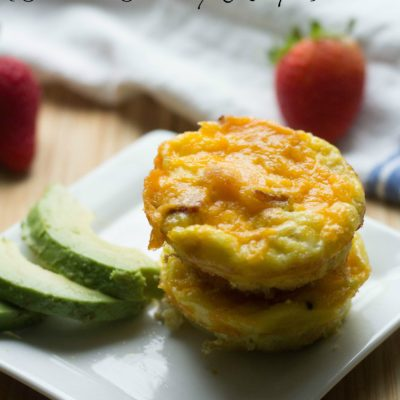 Easy Egg Bites Recipe {Freezer-Friendly; Batch-Friendly!}