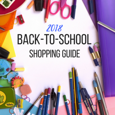 Back to School Shopping Guide 2018: Stock-up Prices & Tips!