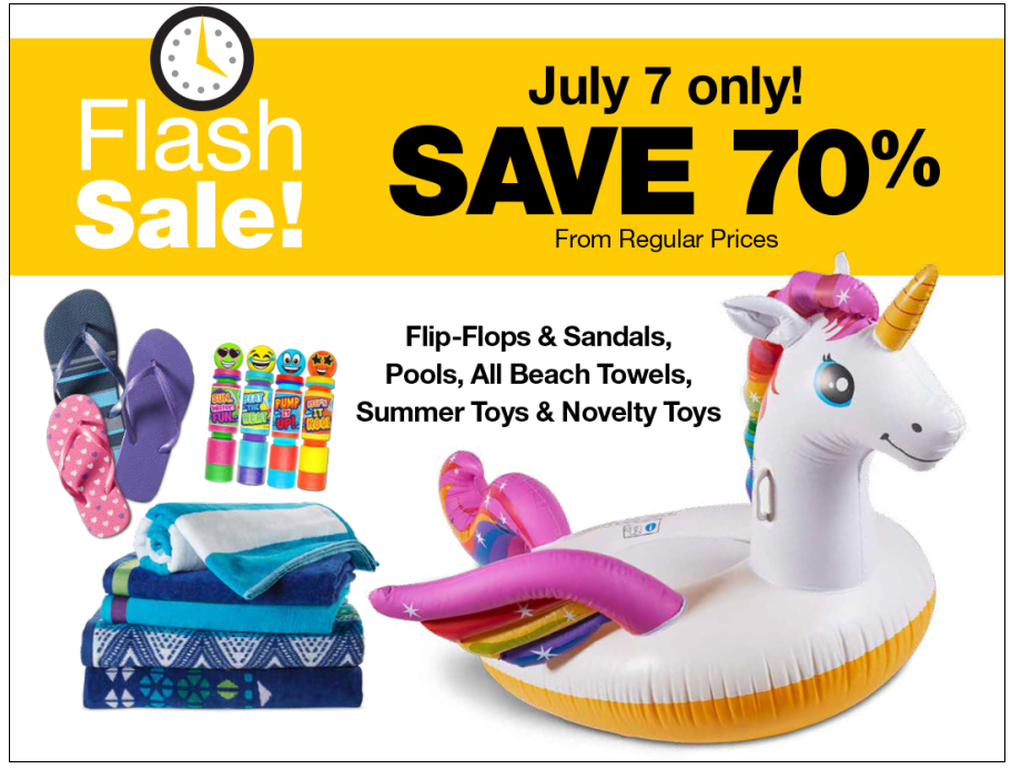 47c5b8454962 Fred Meyer is having a pretty epic Flash Sale today only (Saturday