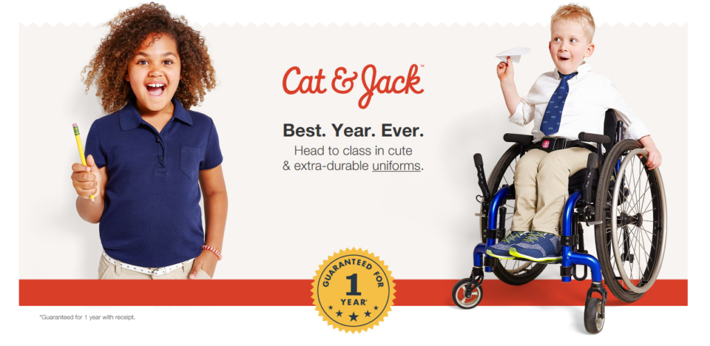 Target Back To School Uniforms 30 Off Through 830