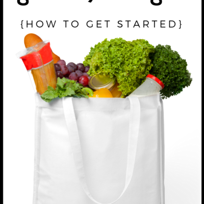 Whittling the Grocery Budget: How to Get Started