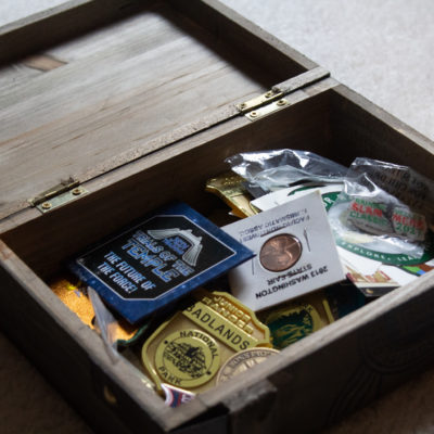 Creating a Child's Trinket Box {Easy Organizational Idea!}