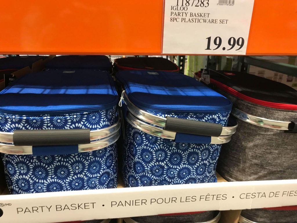 Stuff I didn't know I needed   until I went to Costco (Feb