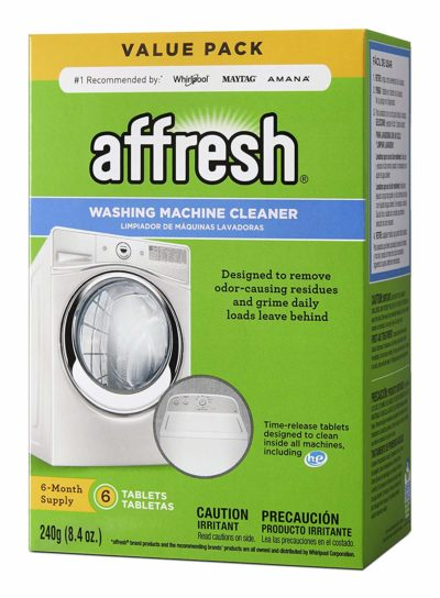 Affresh Washing Machine Cleaner 6 Pack Subscribe Amp Save