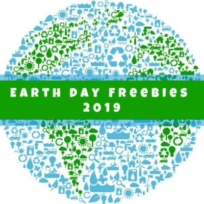 Earth Day Freebies 2019