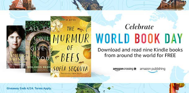 Amazon: Free Kindle Books for World Book Day 2019 - The Coupon Project