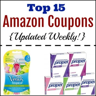 Top 15 Amazon Coupons Available Now