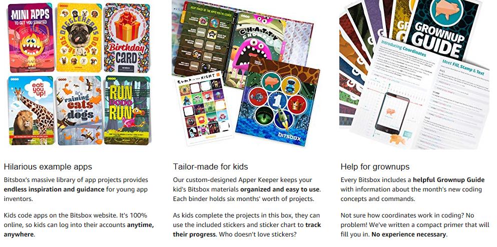 Coding For Kids App
