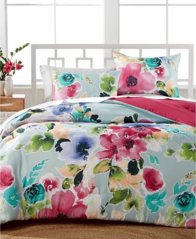 Macy S 3 Piece Comforter Sets For 17 99 Reg 80 The