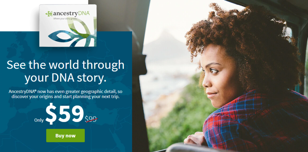 ancestry dna sale