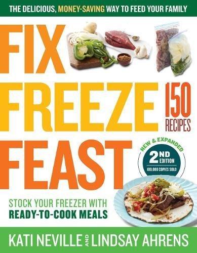 fix freeze feast cookbook