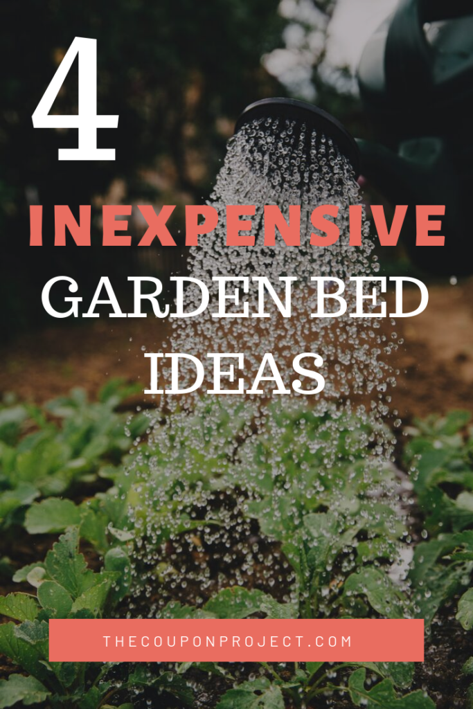 Raised Garden Bed Ideas Four Options For Frugal Gardening