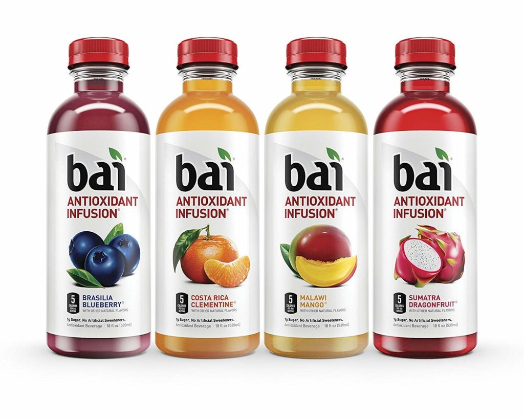 Bai antioxidant beverage deal