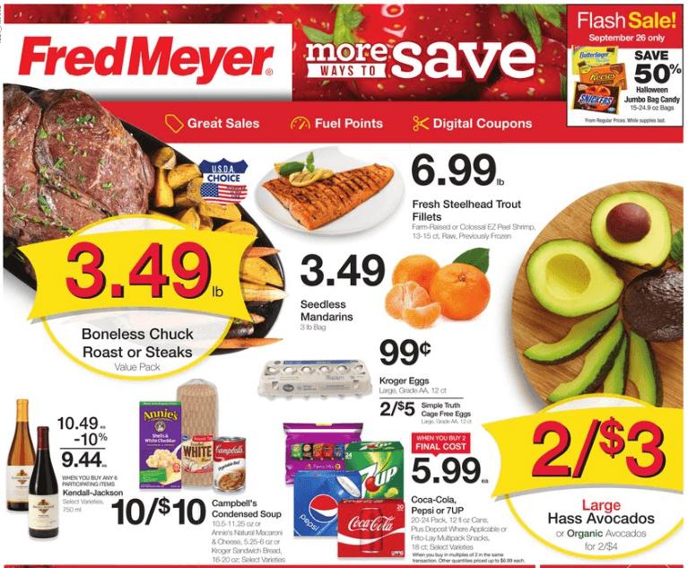 ultra foods coupon matchups