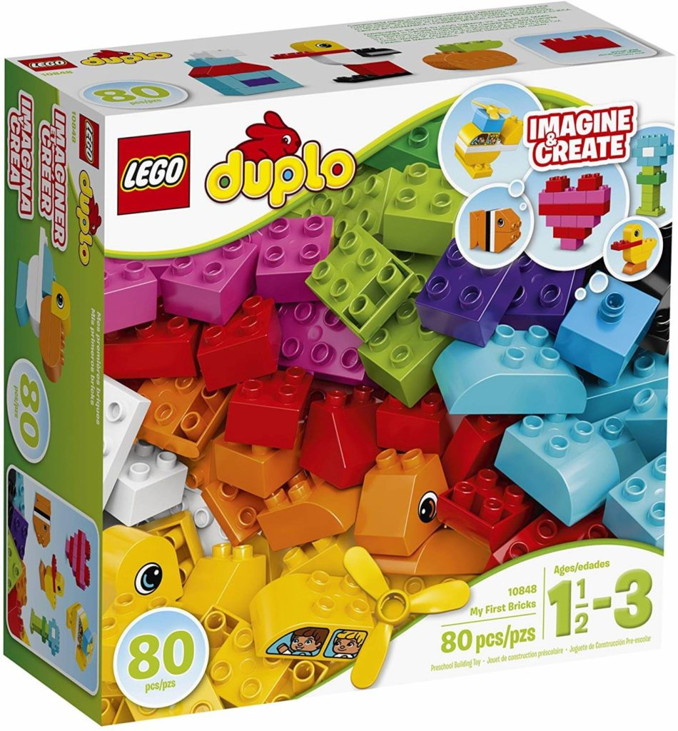 LEGO Duplo My First Bricks Set