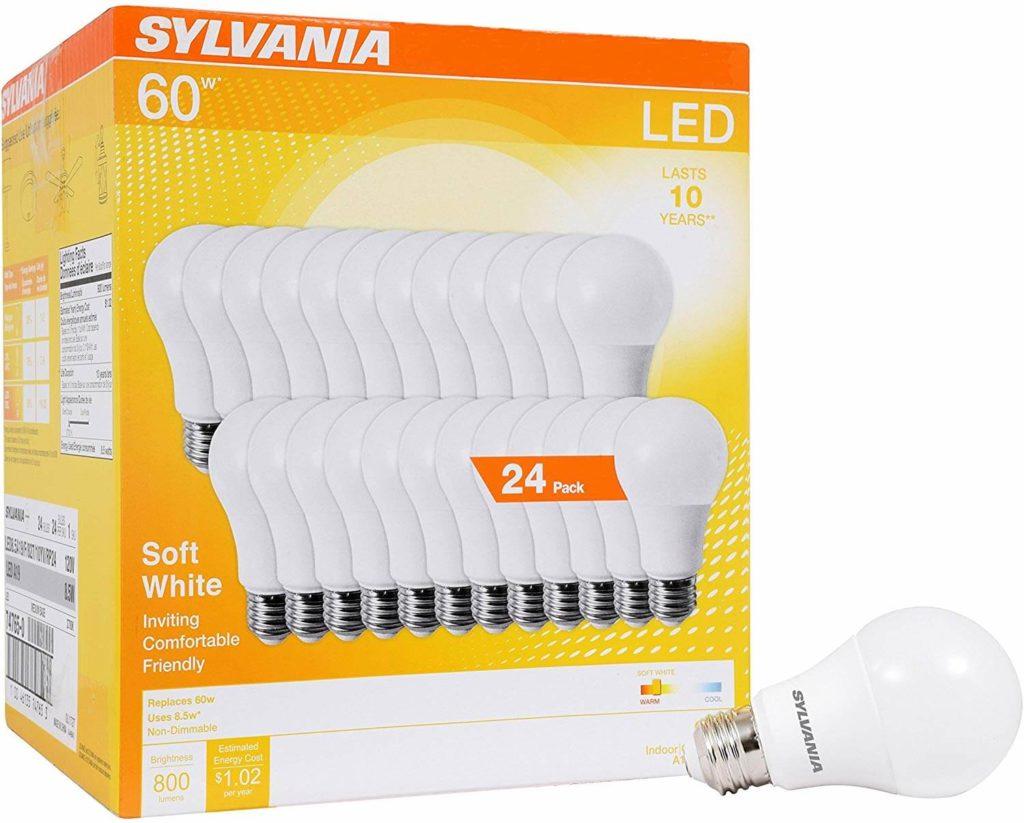 Sylvania light bulbs