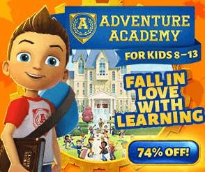 Adventure Academy Sale