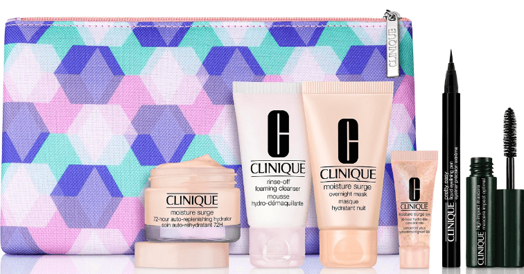 Macy's FREE Clinique Set