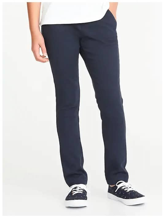 Old Navy Uniform Sale girls pants