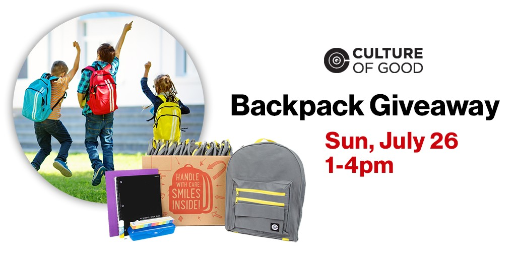 Verizon Free Backpack Giveaway 2020